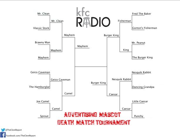Brand Mascot Deathmatch